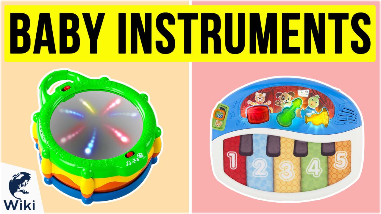 10 Best Baby Instruments