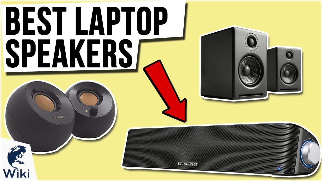 10 Best Laptop Speakers