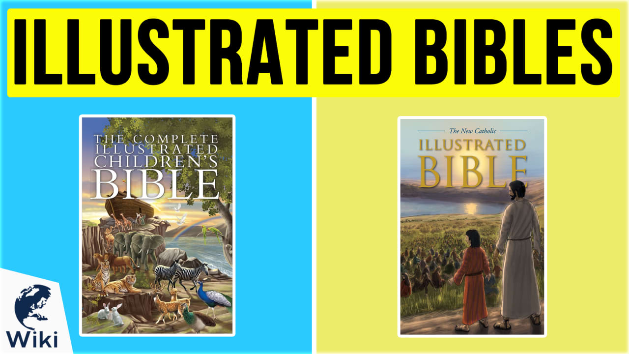 10 Best Illustrated Bibles