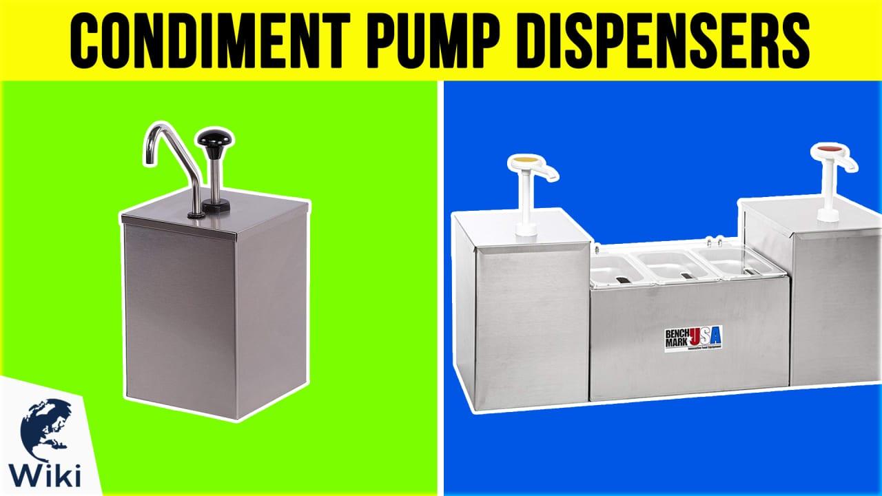 10 Best Condiment Pump Dispensers