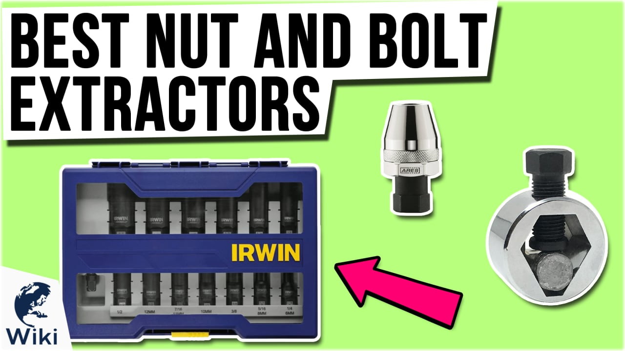 10 Best Nut and Bolt Extractors