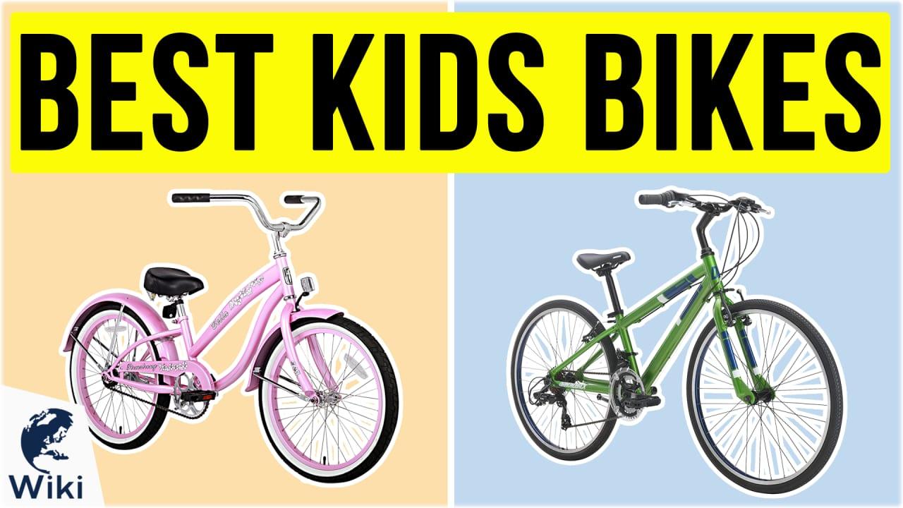 10 Best Kids Bikes