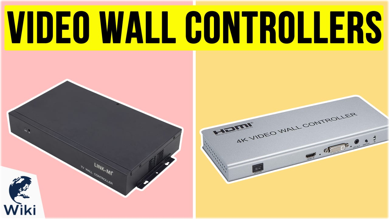 10 Best Video Wall Controllers
