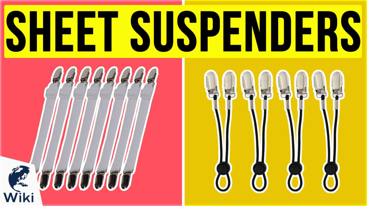 9 Best Sheet Suspenders
