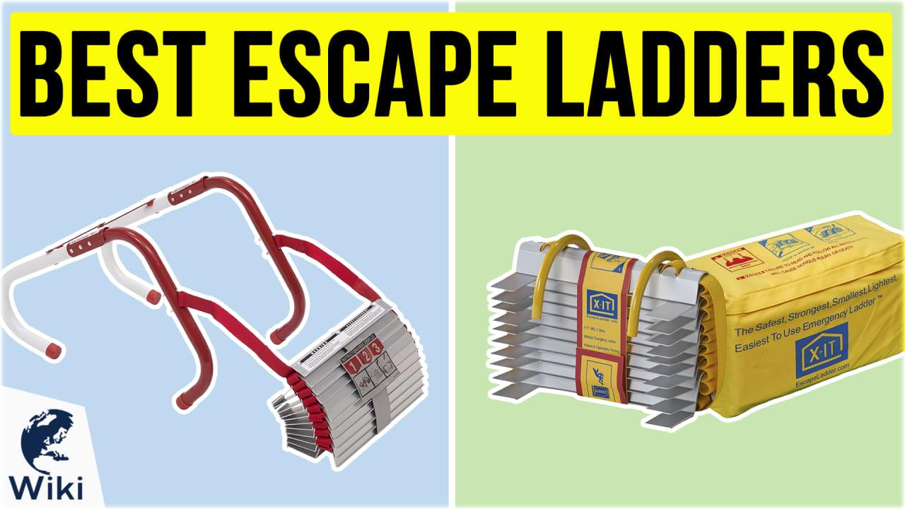 8 Best Escape Ladders