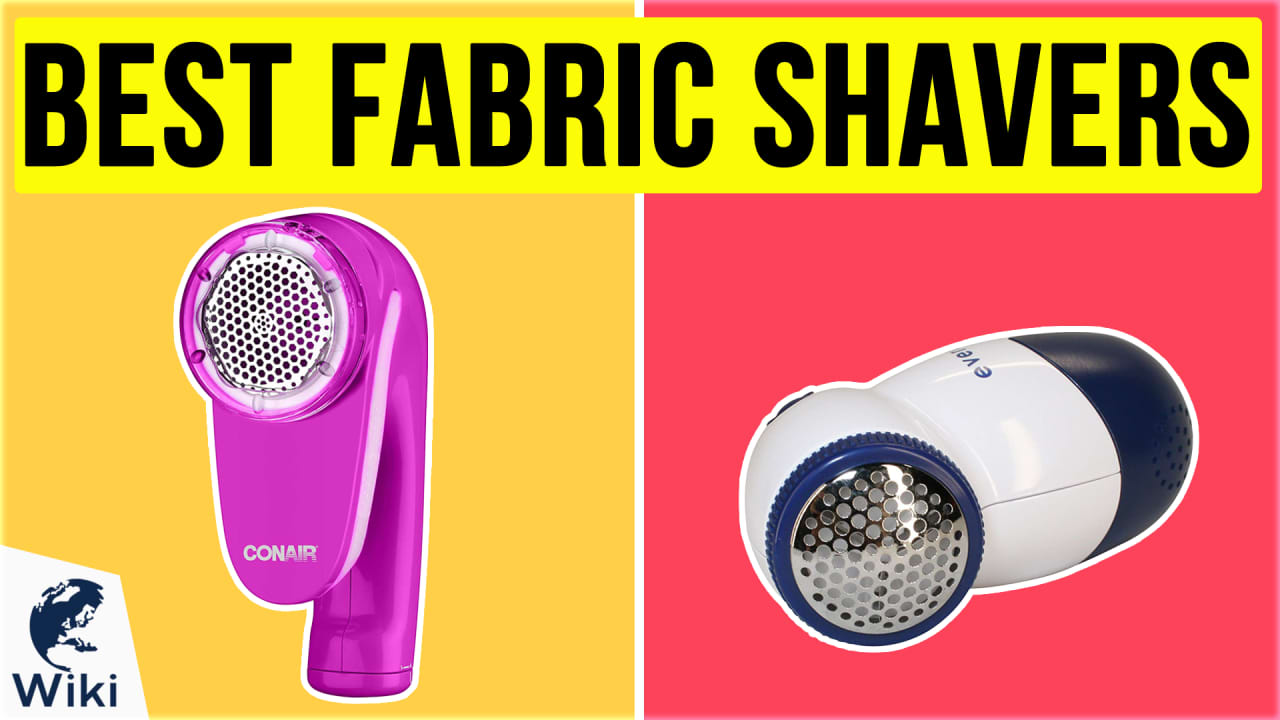10 Best Fabric Shavers