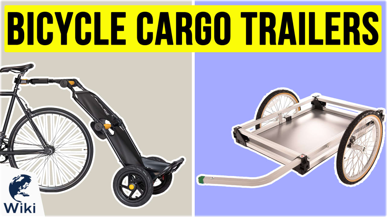 10 Best Bicycle Cargo Trailers