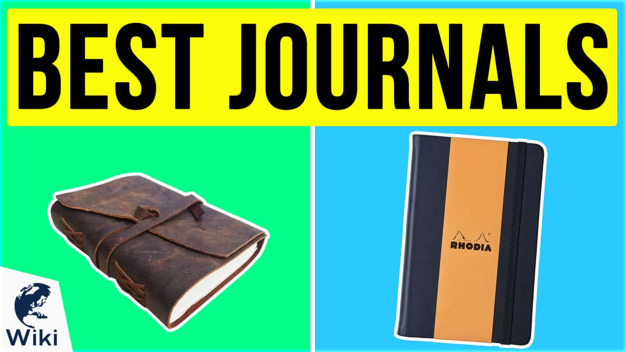 10 Best Journals