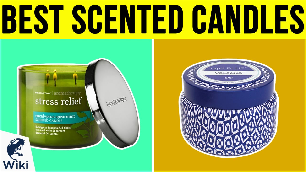 10 Best Scented Candles
