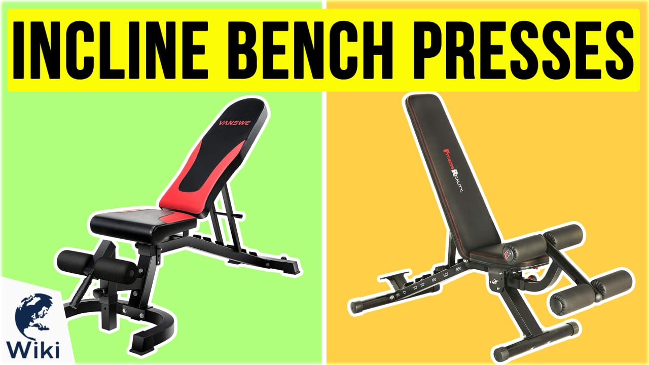 10 Best Incline Bench Presses