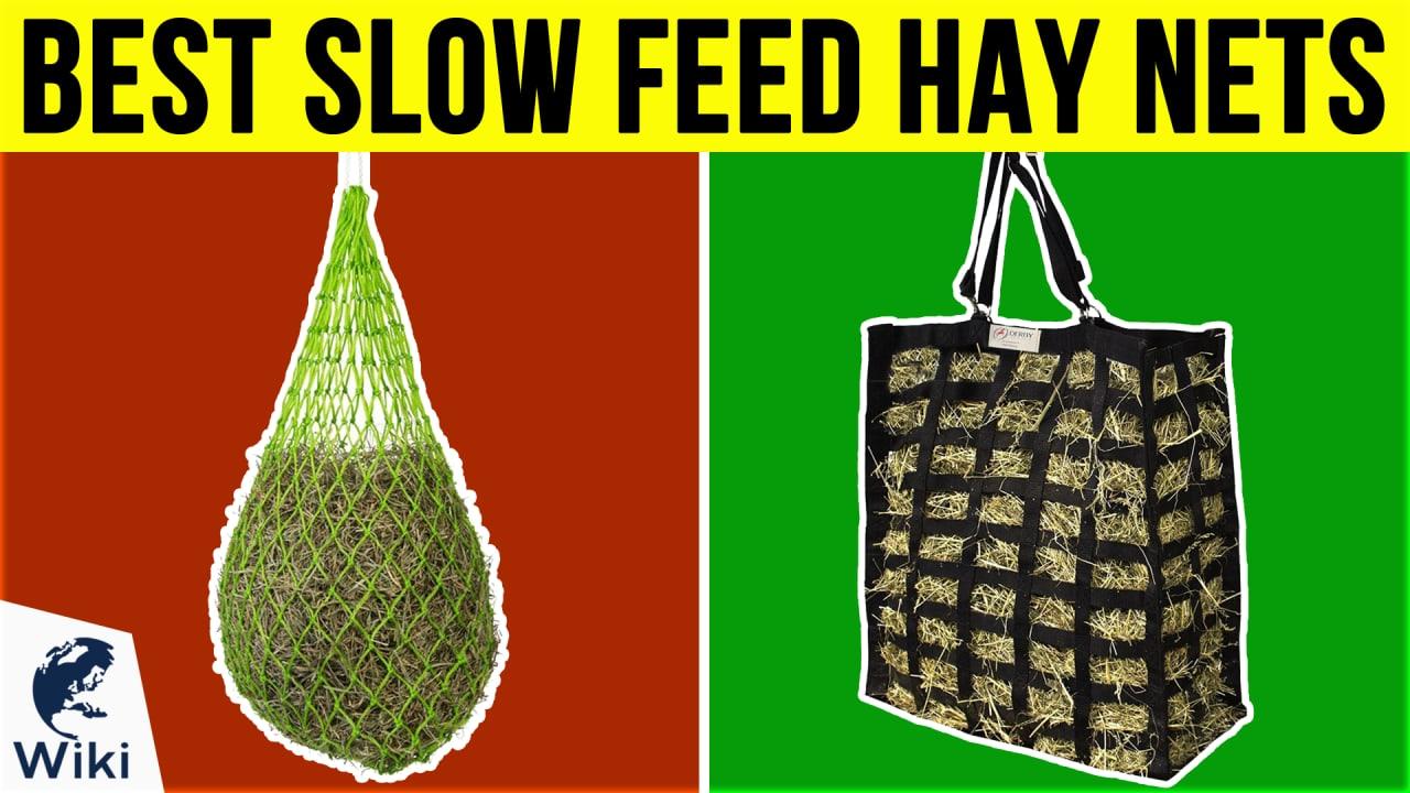 10 Best Slow Feed Hay Nets