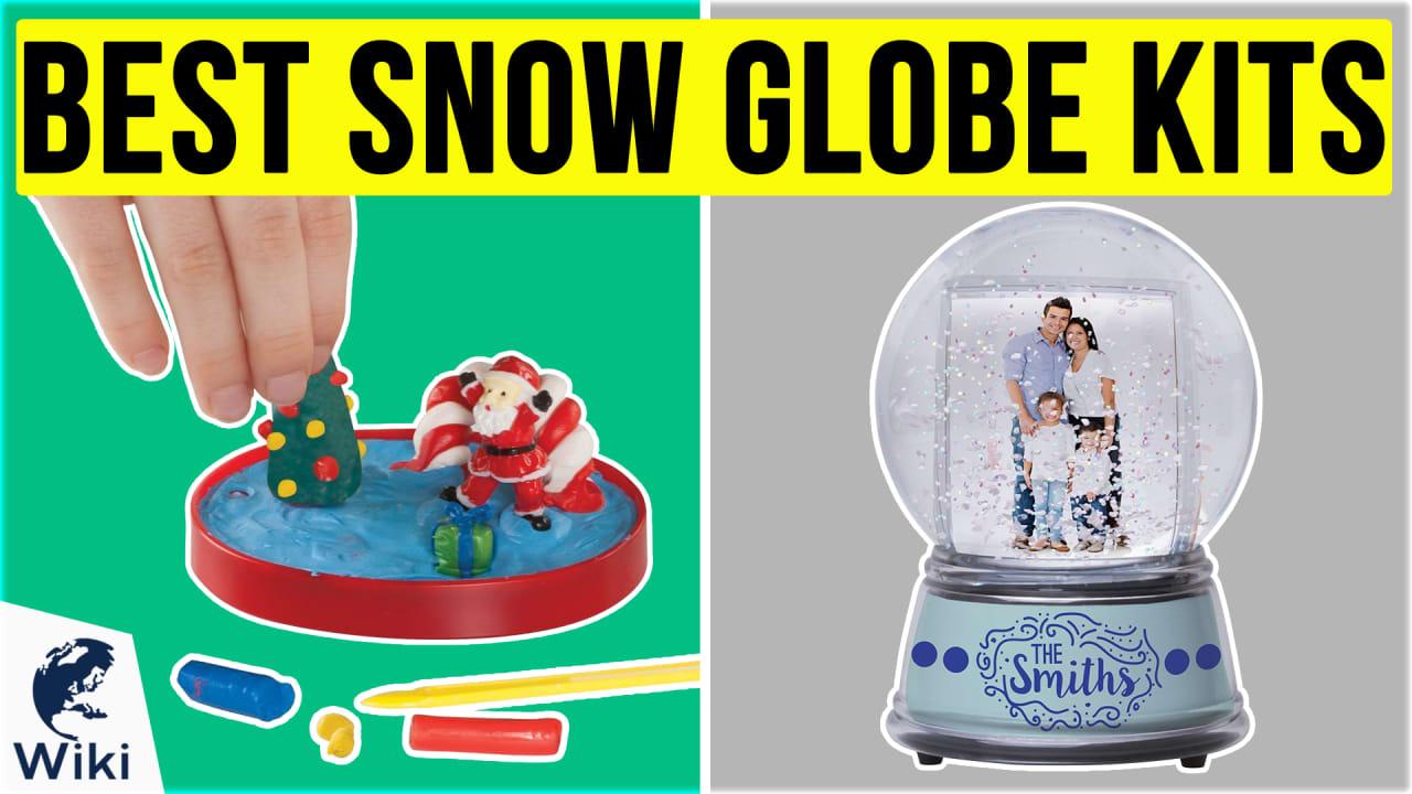 10 Best Snow Globe Kits