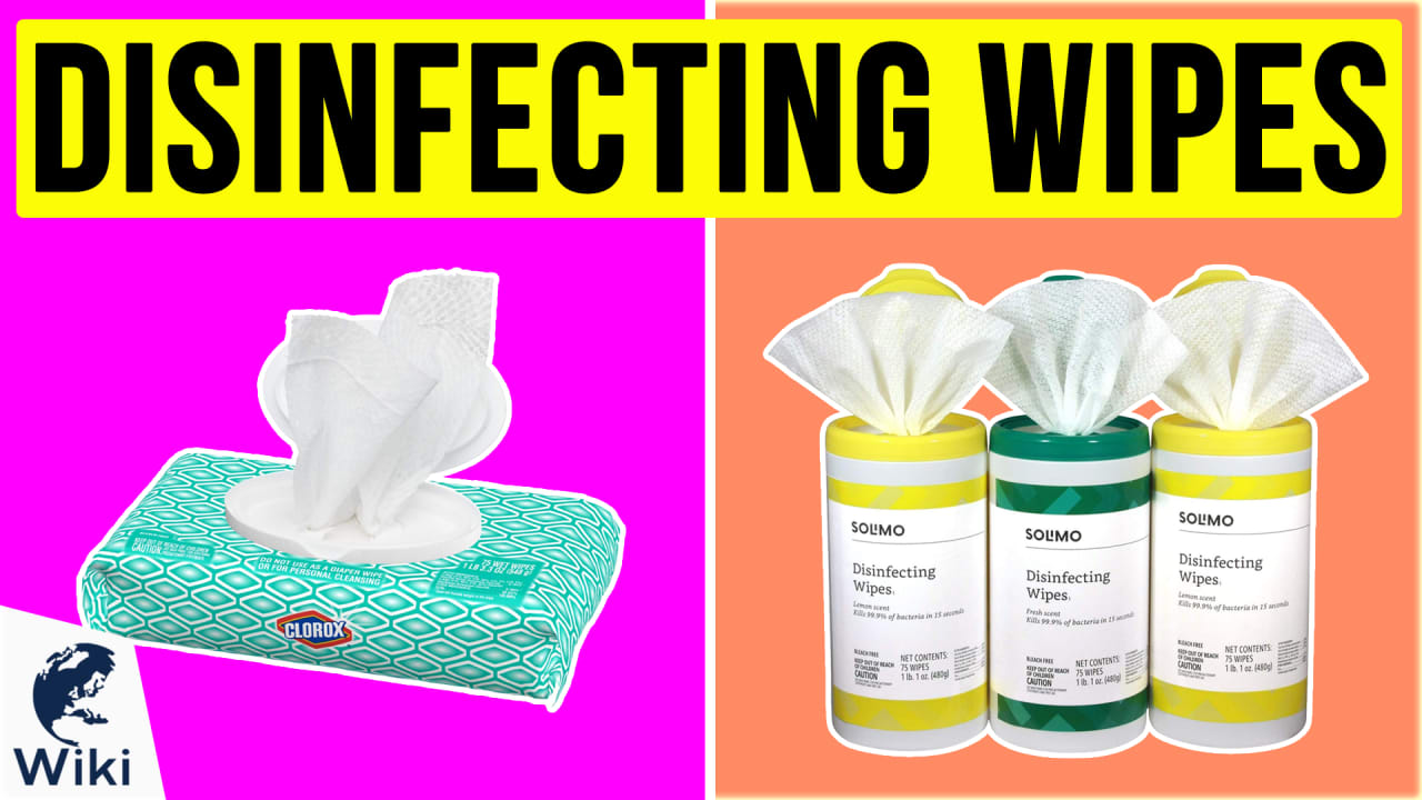10 Best Disinfecting Wipes
