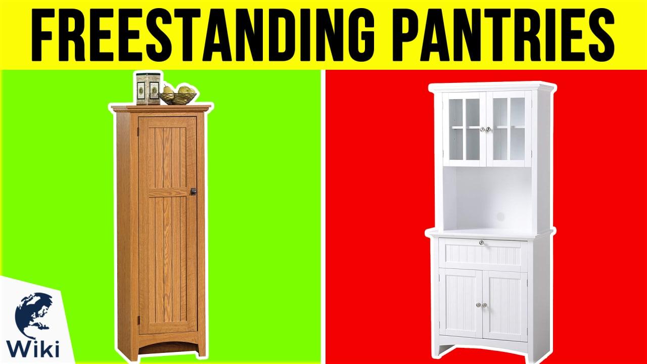 10 Best Freestanding Pantries