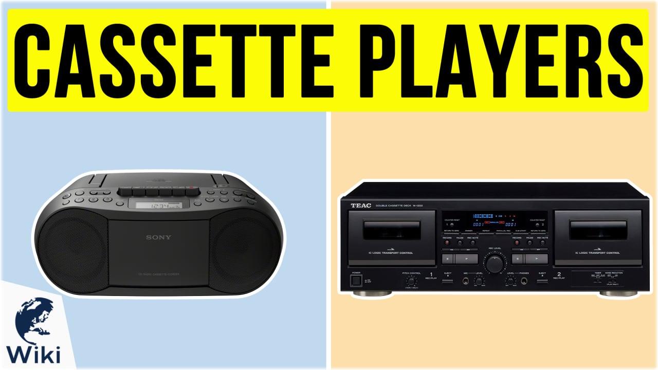 10 Best Cassette Players