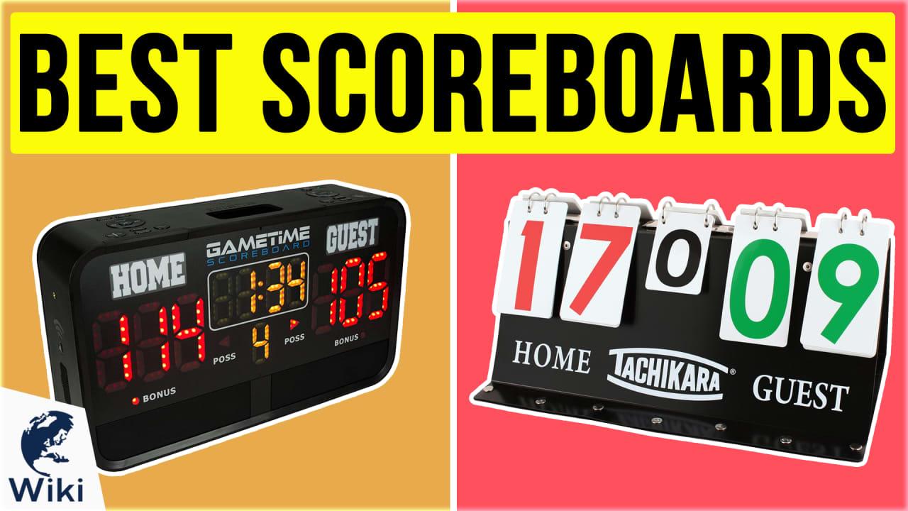 10 Best Scoreboards