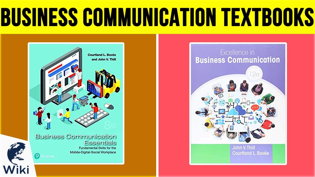 10 Best Business Communications Textbooks