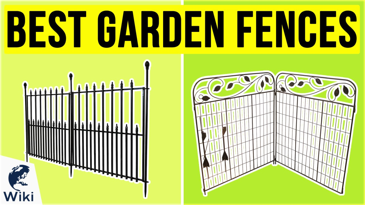 10 Best Garden Fences