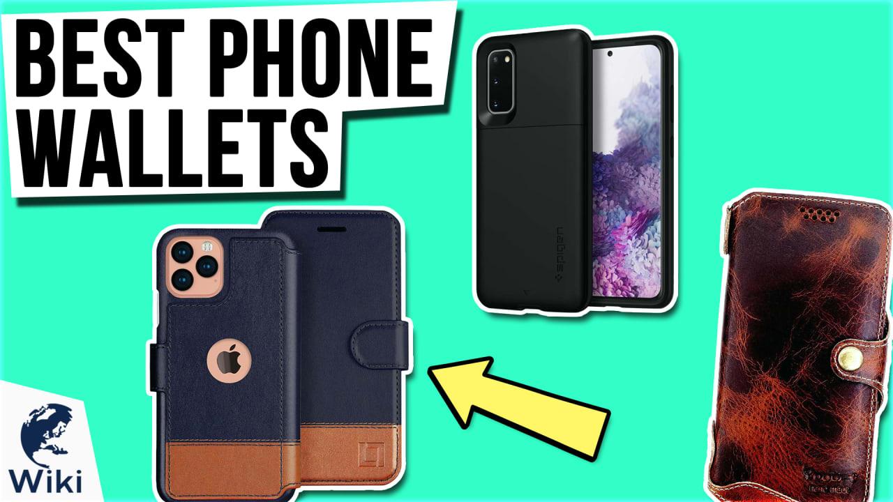 10 Best Phone Wallets