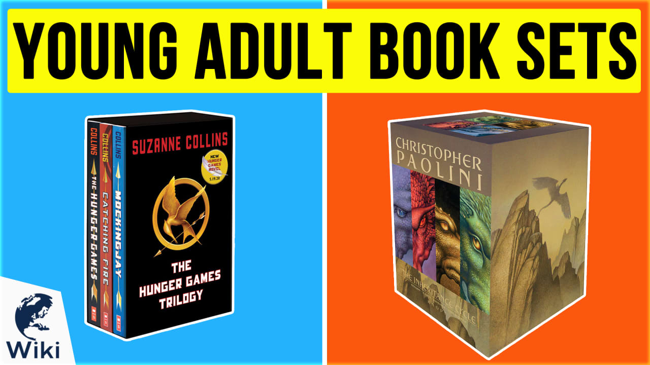 10 Best Young Adult Book Sets