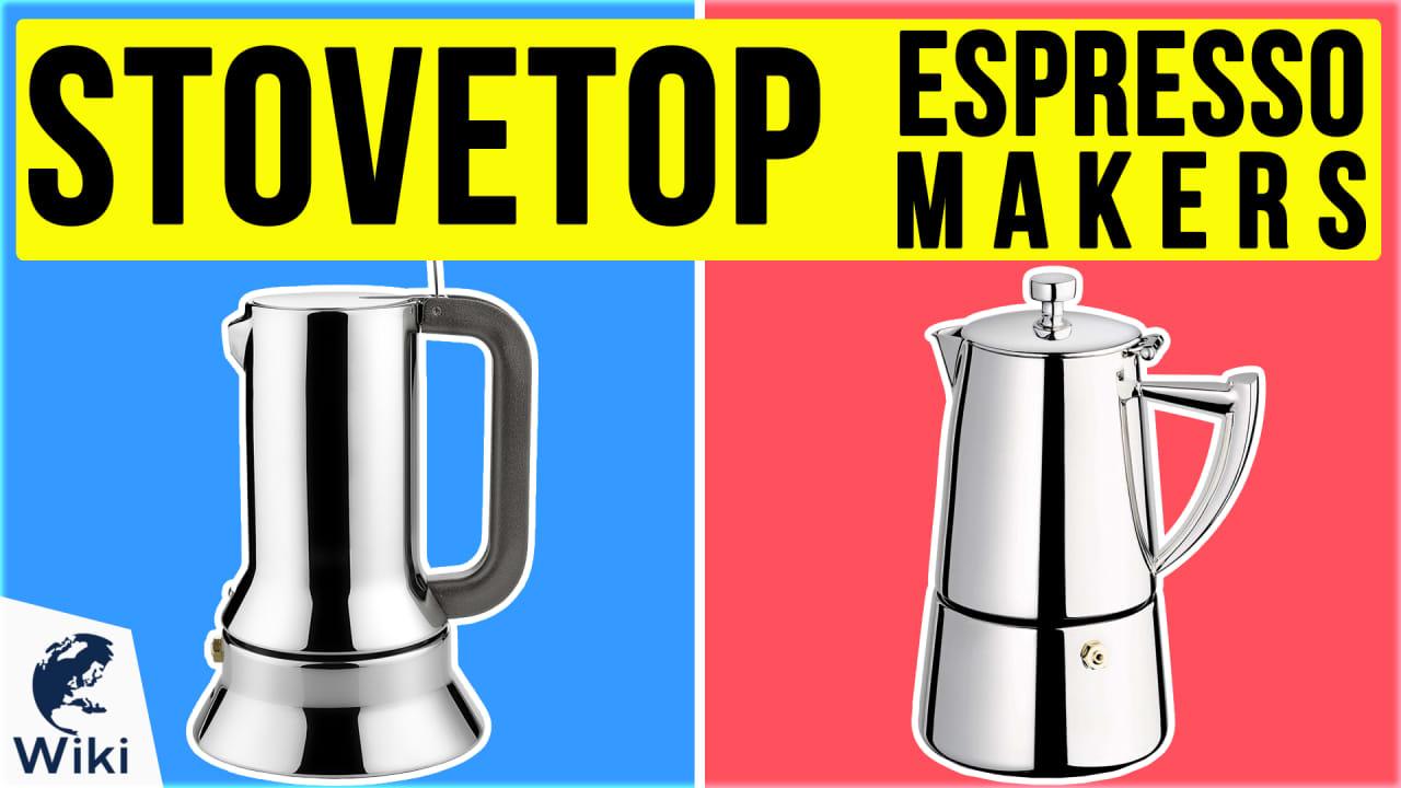 9 Best Stovetop Espresso Makers