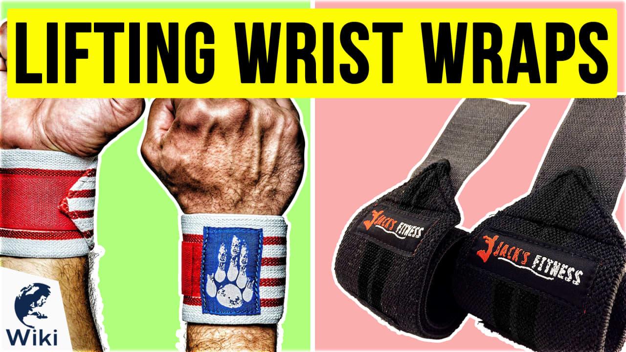 9 Best Lifting Wrist Wraps
