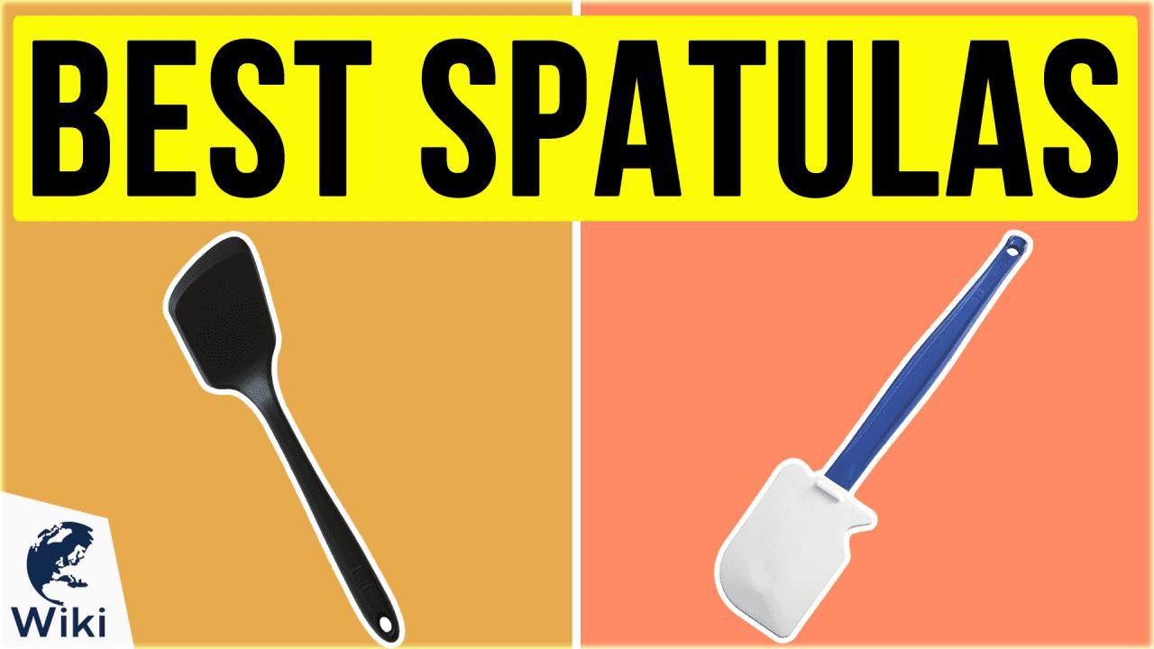 10 Best Spatulas