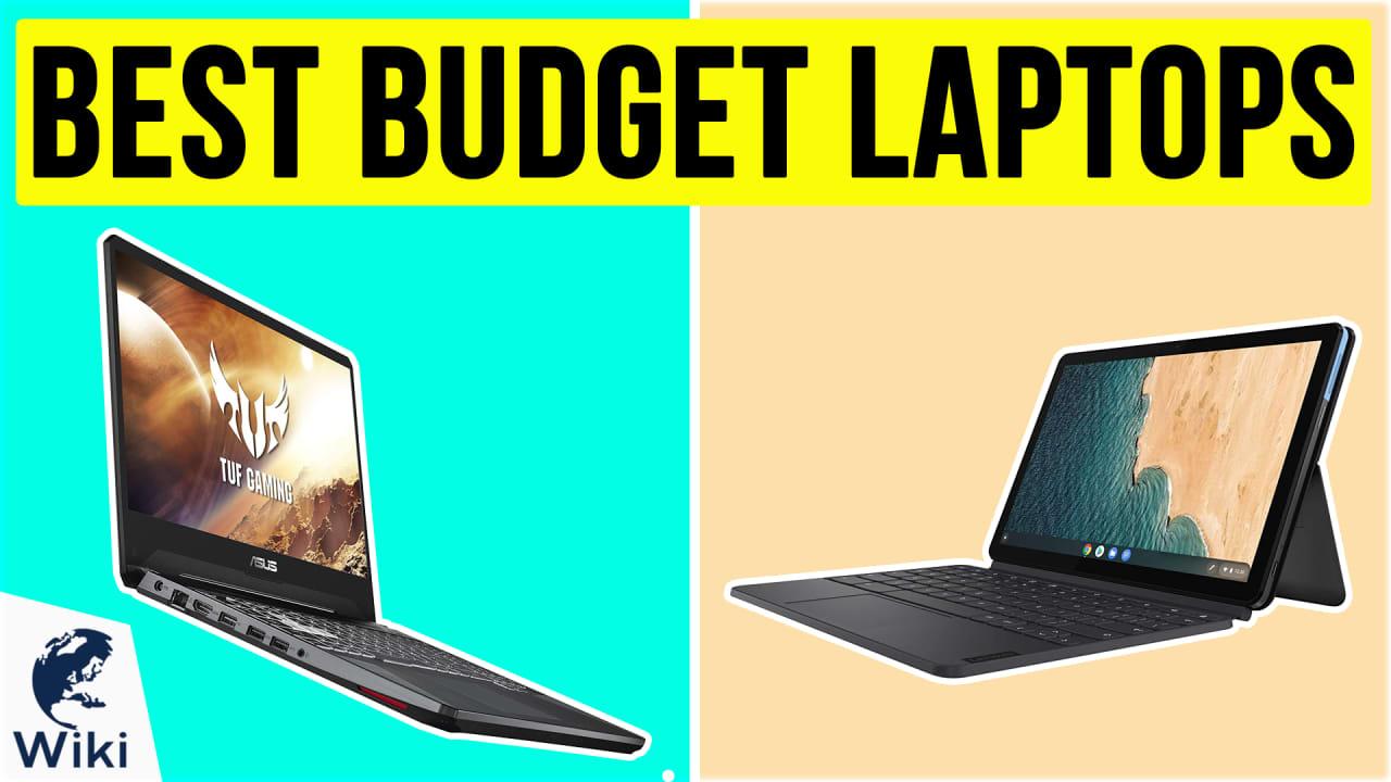 10 Best Budget Laptops