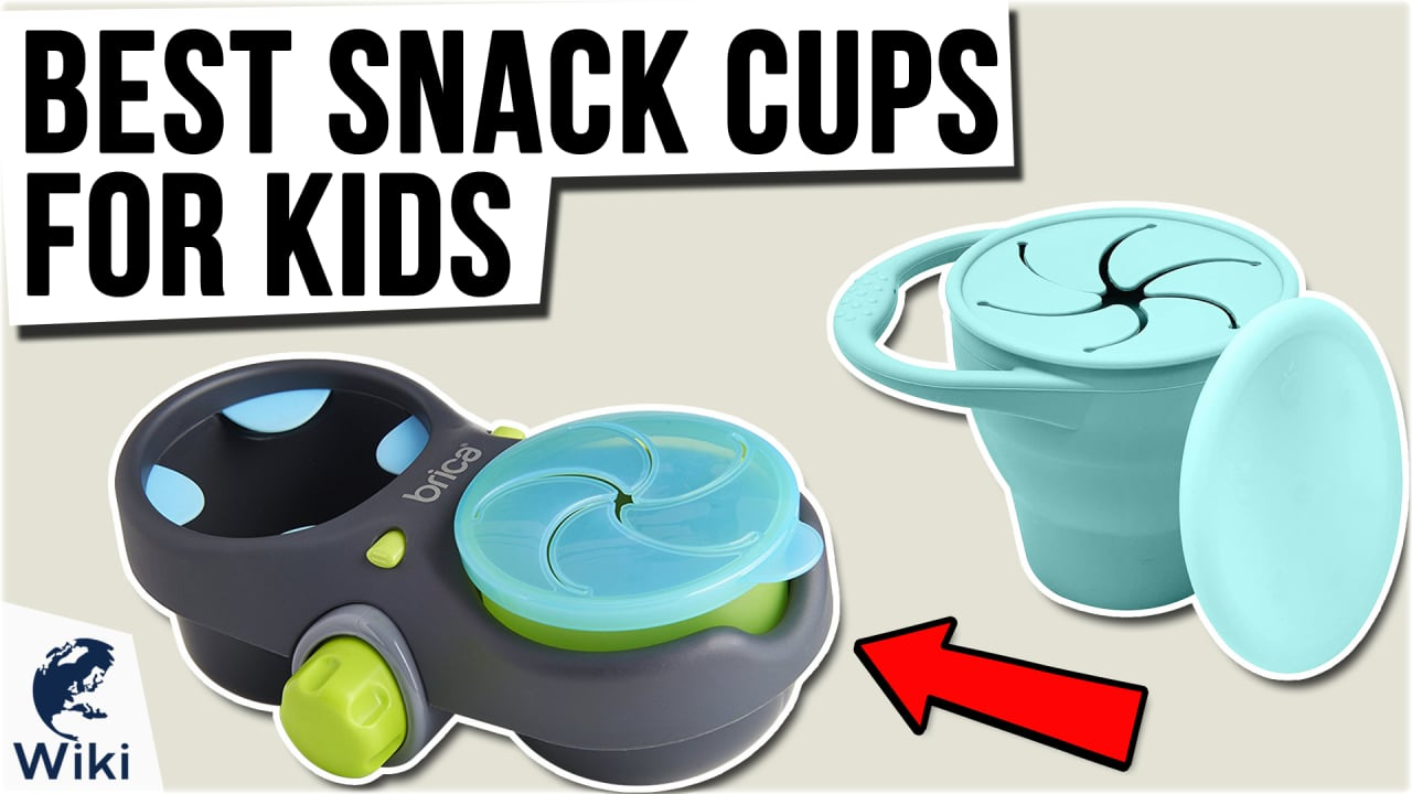10 Best Snack Cups For Kids