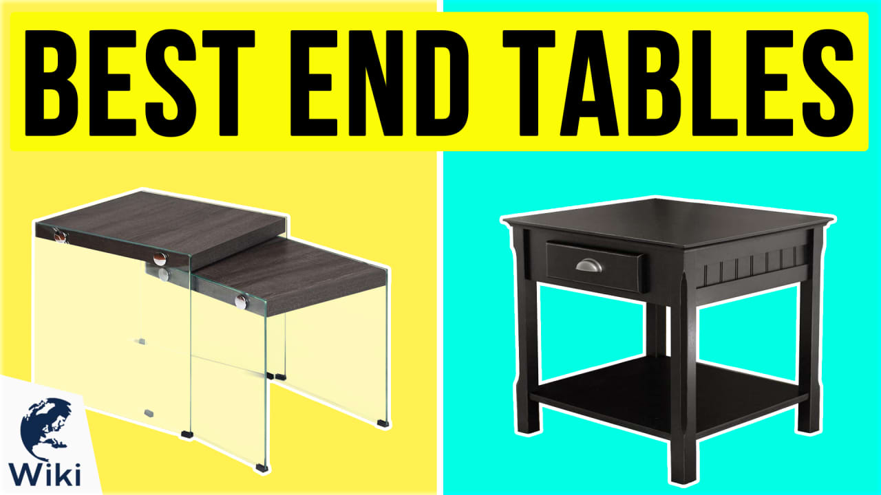 10 Best End Tables