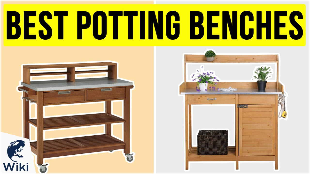 10 Best Potting Benches