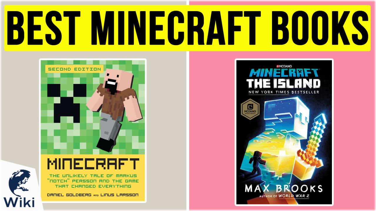 10 Best Minecraft Books