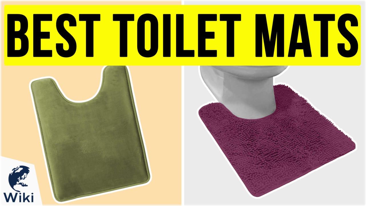 10 Best Toilet Mats