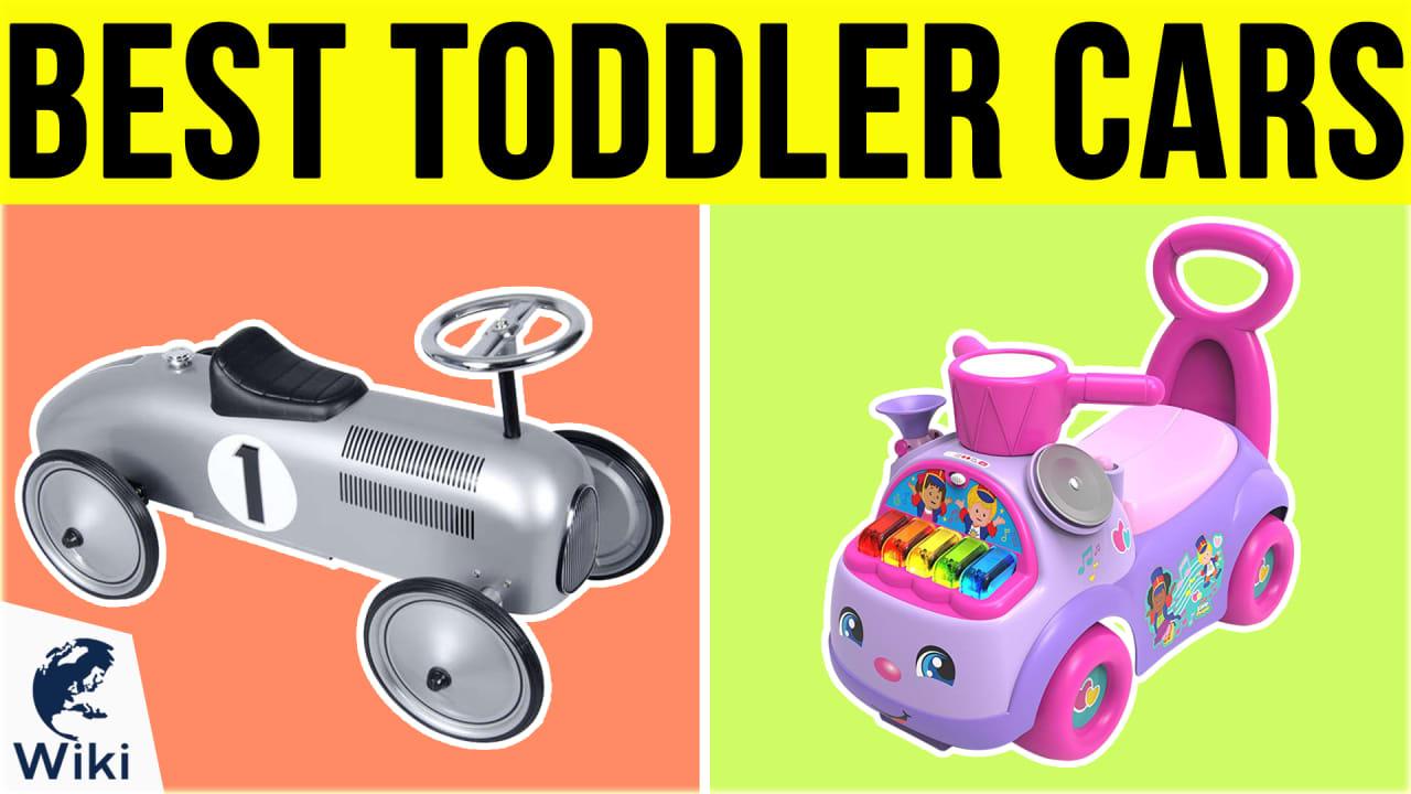 10 Best Toddler Cars