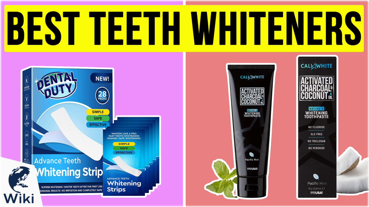 10 Best Teeth Whiteners