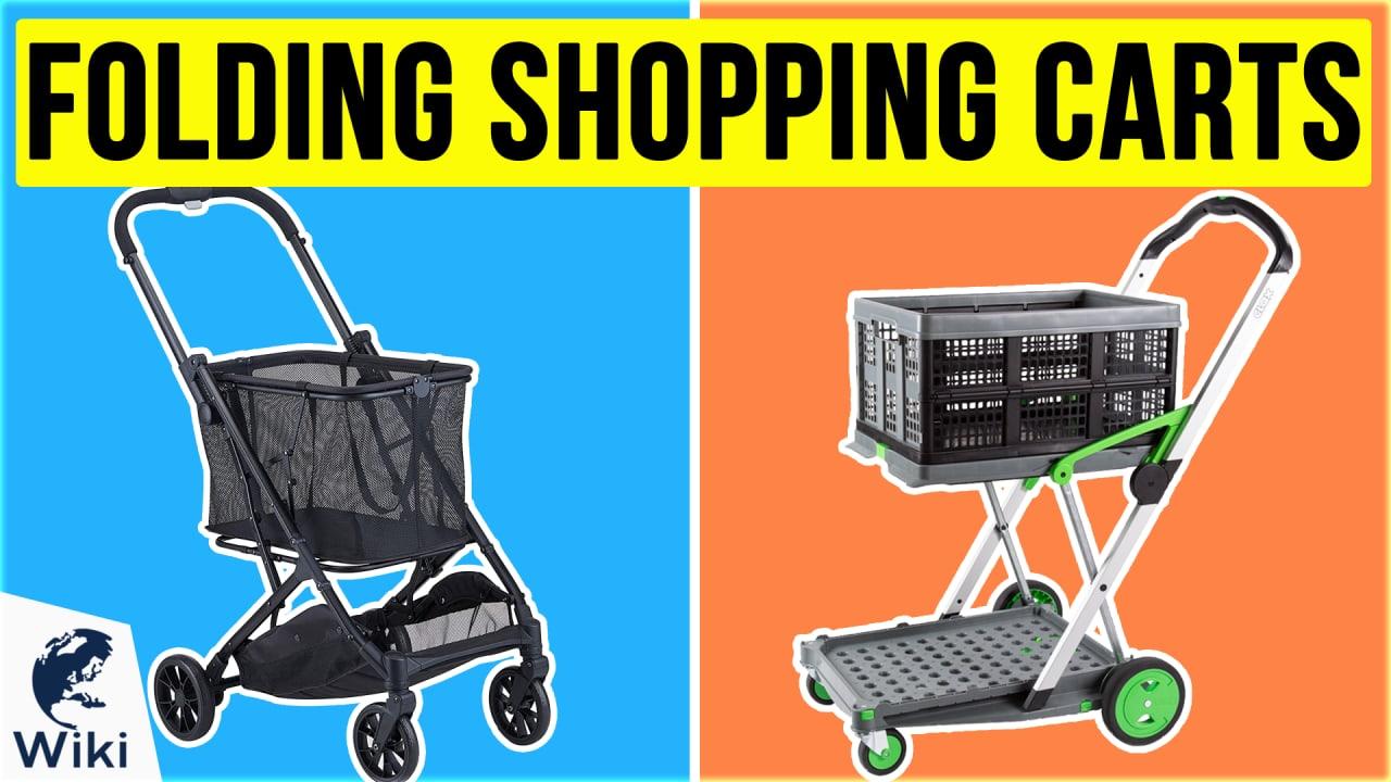 10 Best Folding Shopping Carts