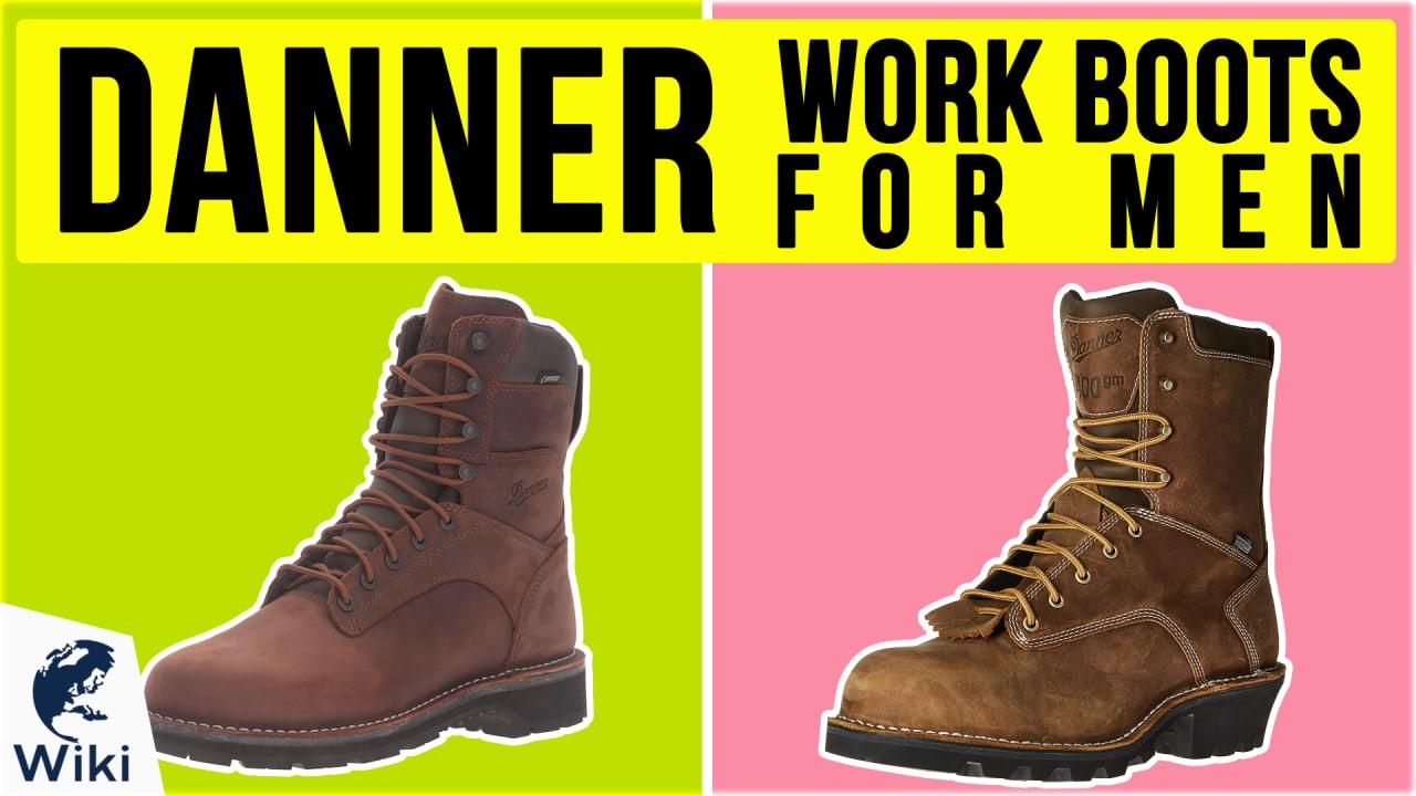 10 Best Danner Work Boots For Men