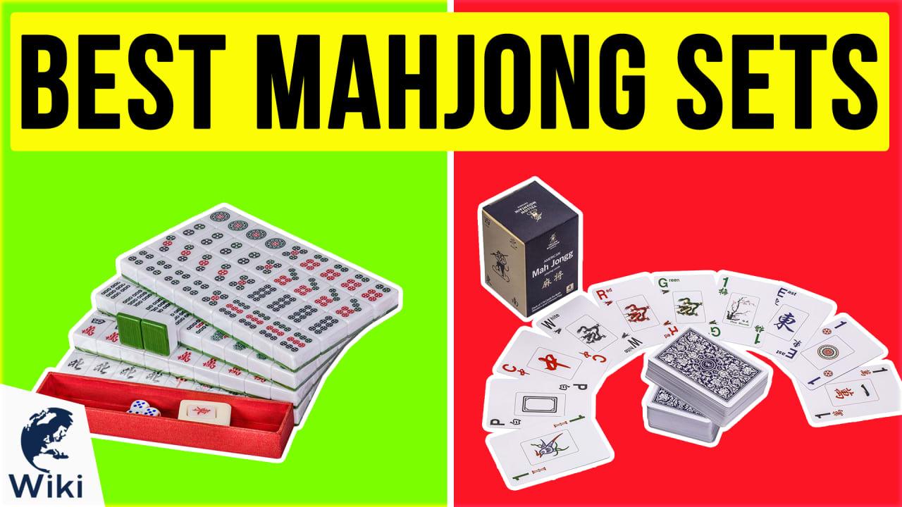 10 Best Mahjong Sets