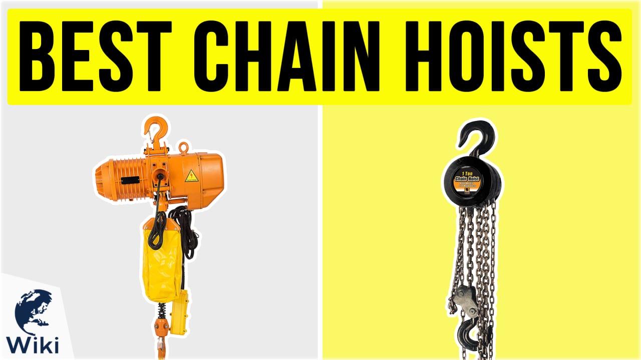 8 Best Chain Hoists