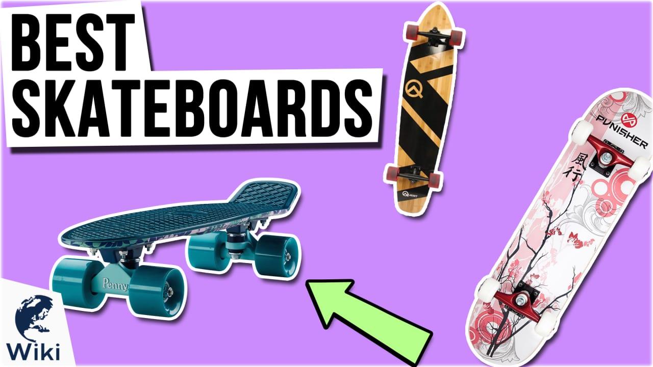 10 Best Skateboards