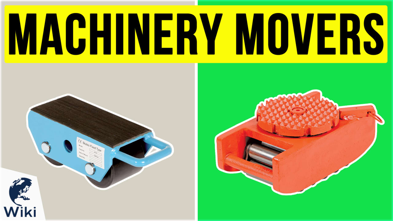 10 Best Machinery Movers