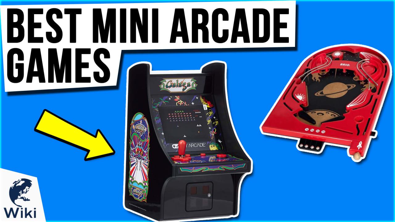 10 Best Mini Arcade Games