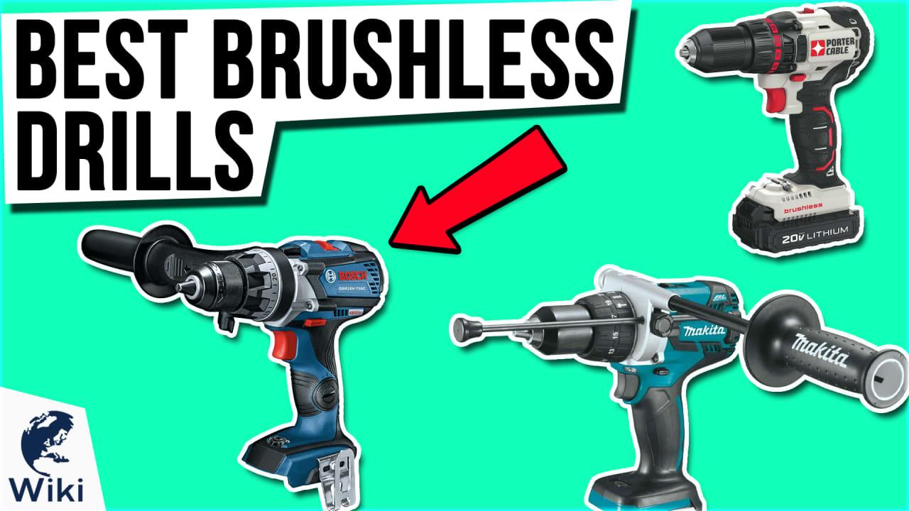 10 Best Brushless Drills