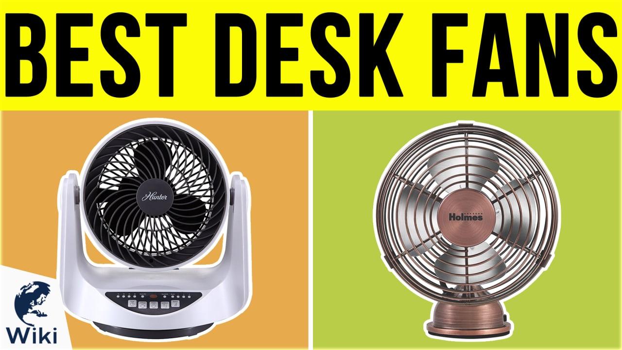 10 Best Desk Fans