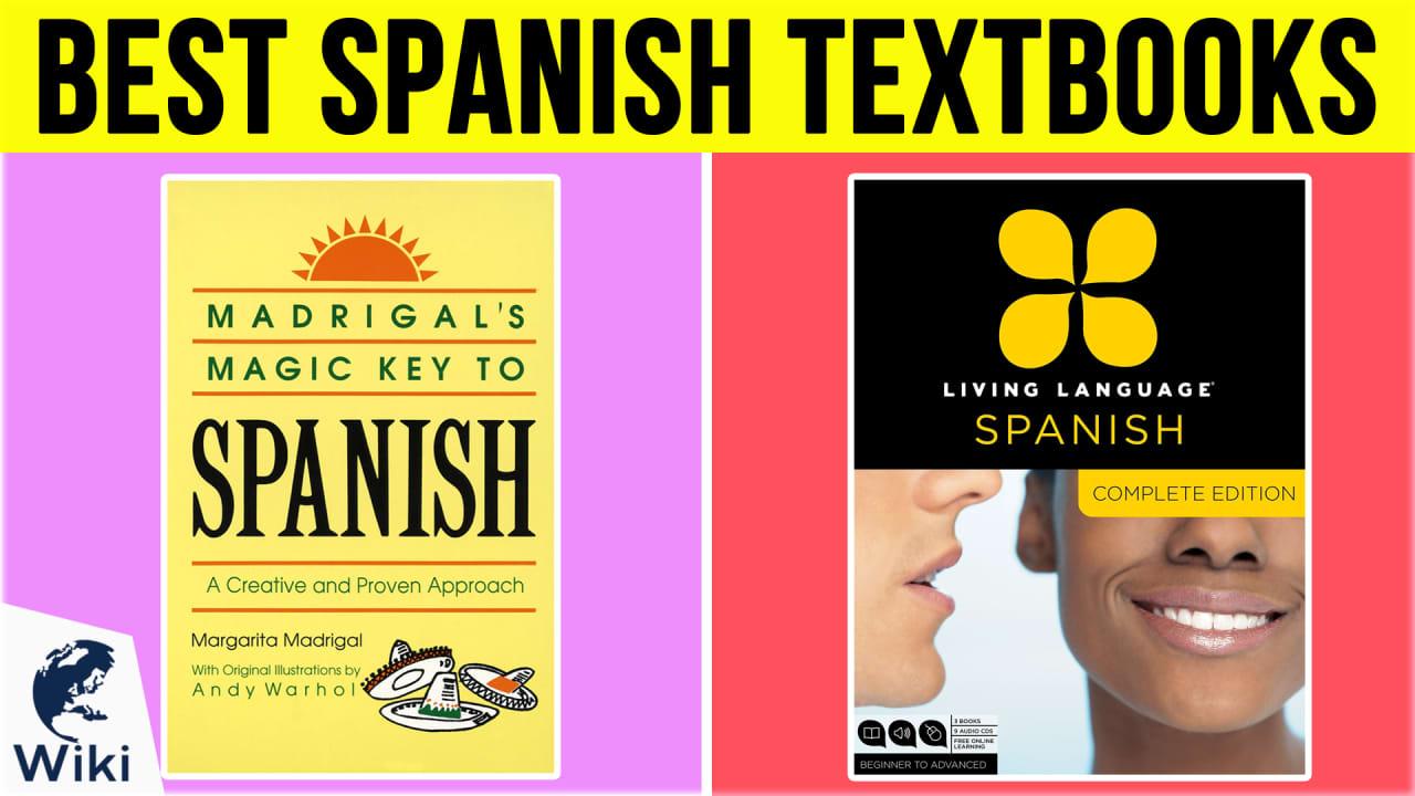 10 Best Spanish Textbooks