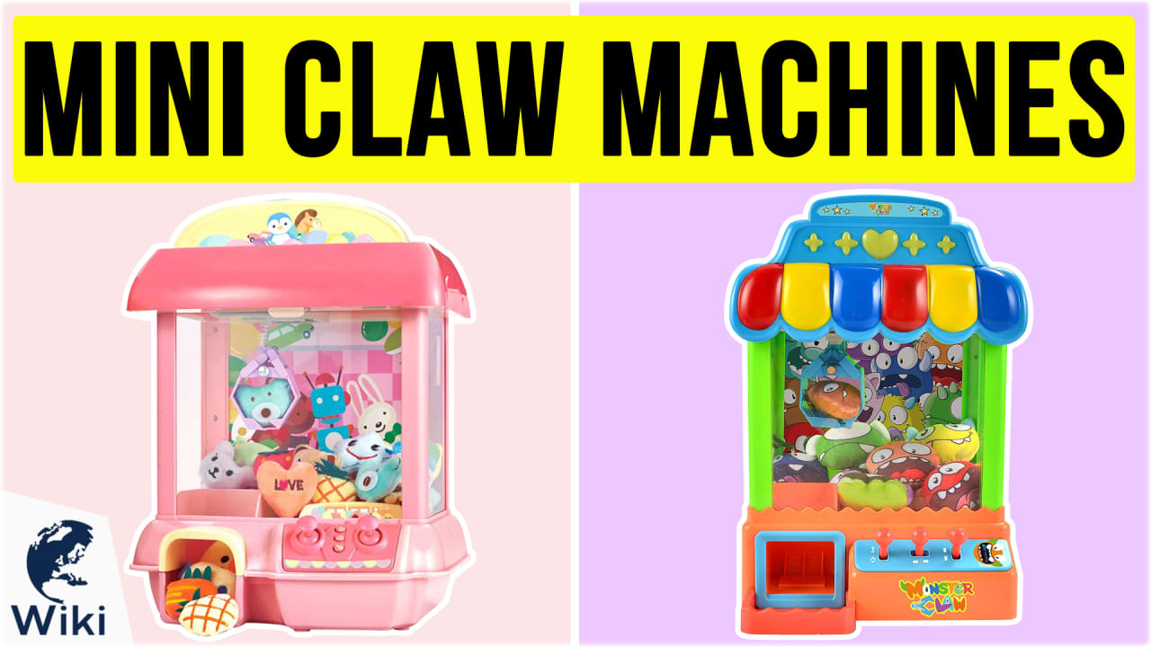 10 Best Mini Claw Machines