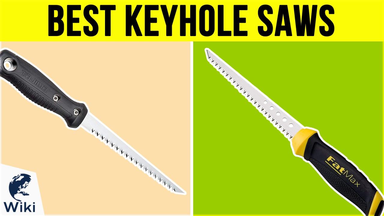 10 Best Keyhole Saws
