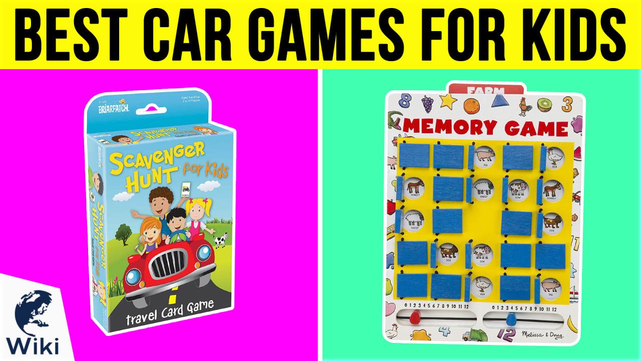 10 Best Car Games For Kids