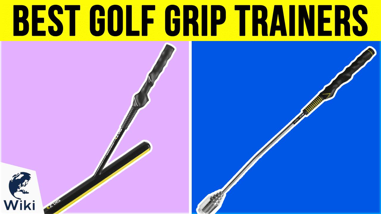 10 Best Golf Grip Trainers