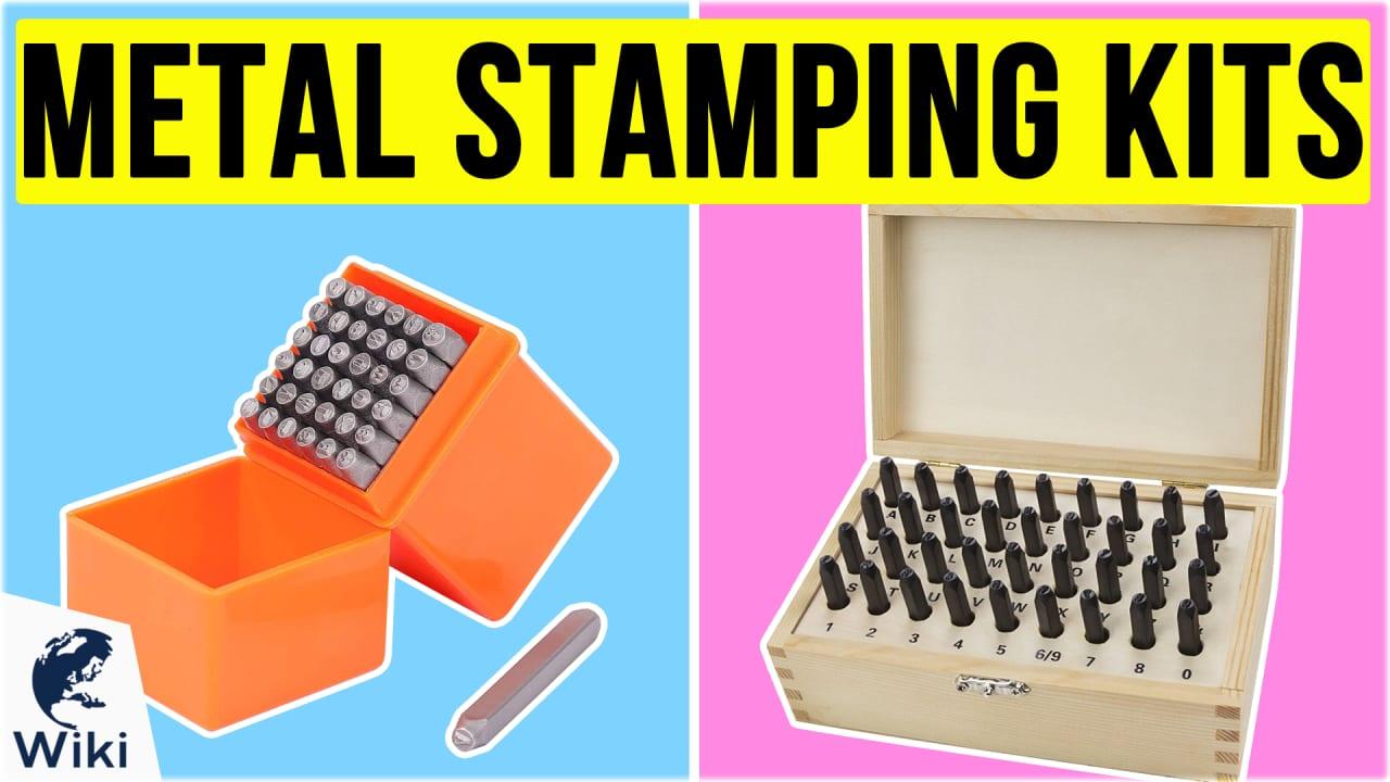 10 Best Metal Stamping Kits